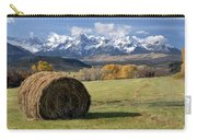 Colorado Haybale Carry-all Pouch