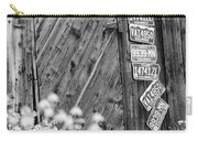 Colorado License Plates Carry-all Pouch
