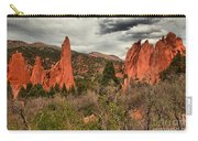 Colorado Red Rock Landcape Carry-all Pouch