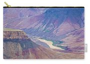 Colorado River At Cape Royal On North Rim Of Grand Canyon-arizona Carry-all Pouch