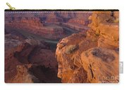 Colorado River At Dawn Carry-all Pouch