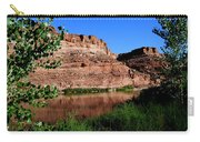 Colorado River At Moab Carry-all Pouch