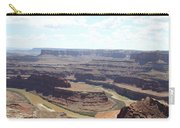 Colorado River From Dead Horse Point  Carry-all Pouch