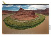 Colorado River Gooseneck Carry-all Pouch