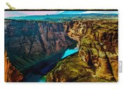 Colorado River Grand Canyon Carry-all Pouch