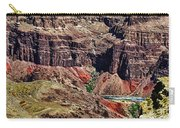 Colorado River In The Grand Canyon High Water Carry-all Pouch