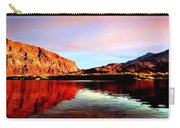 Colorado River Lees Ferry Painting Carry-all Pouch