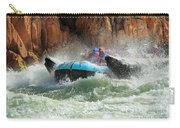 Colorado River Rafters Carry-all Pouch by Inge Johnsson