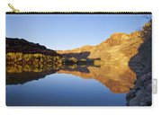 Colorado River Reflection Carry-all Pouch