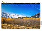 Colorado Rocky Mountain Independence Pass Autumn Pano 1 Carry-all Pouch