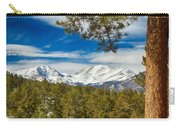 Colorado Rocky Mountain View Carry-all Pouch