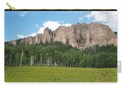Colorado Side Of The Four Corners Area Carry-all Pouch