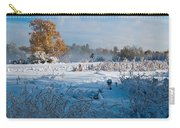 Colorado Waning Autumn And Approaching Winter Carry-all Pouch by Cascade Colors