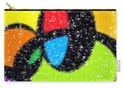 Colorful Abstract 5 Carry-all Pouch
