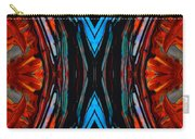 Colorful Abstract Art - Expanding Energy - By Sharon Cummings Carry-all Pouch
