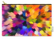 Colorful Abstract Background Carry-all Pouch
