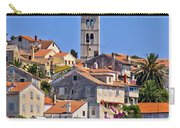 Colorful Adriatic Town Of Losinj Carry-all Pouch