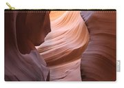 Colorful Antelope Canyon Waves Carry-all Pouch