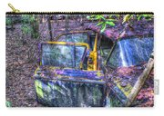 Colorful Antique Car 1 Carry-all Pouch