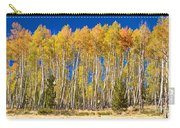 Colorful Aspen Panorama Carry-all Pouch