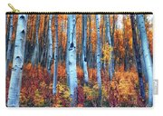 Colorful Aspens Carry-all Pouch