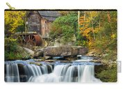 Colorful Autumn Grist Mill Carry-all Pouch