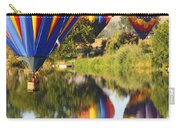 Colorful Balloons Fill The Frame Carry-all Pouch