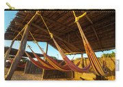 Colorful Beach Hammocks Carry-all Pouch
