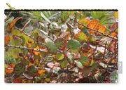 Colorful Beach Sea Grapes Carry-all Pouch
