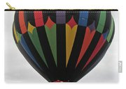 Colorful Black  Carry-all Pouch