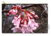Colorful Blooming Carry-all Pouch