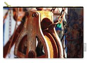 Colorful Boat Pully Carry-all Pouch