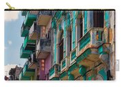 Colorful Buildings In Havana Carry-all Pouch