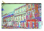 Colorful Buildings Carry-all Pouch