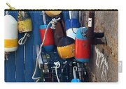 Colorful Buoys Carry-all Pouch