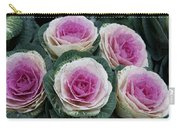 Colorful Cabbage  Carry-all Pouch