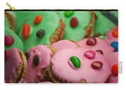 Colorful Candy Faces Carry-all Pouch