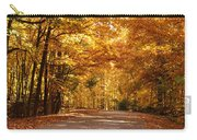 Colorful Canopy Carry-all Pouch by Sandy Keeton