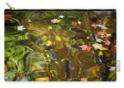 Colorful Carmel Carry-all Pouch