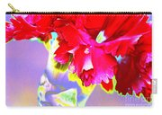 Colorful Carnation Carry-all Pouch