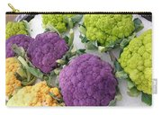 Colorful Cauliflower Carry-all Pouch