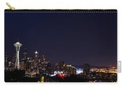 Colorful Citylights Carry-all Pouch