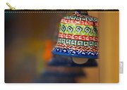 Colorful Clay Bells Carry-all Pouch
