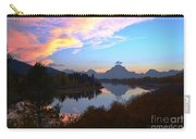 Colorful Clouds Carry-all Pouch