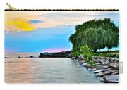 Colorful Coastline Carry-all Pouch