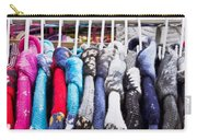 Colorful Coats Carry-all Pouch