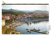 Colorful Collioure Carry-all Pouch