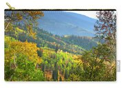 Colorful Colorado Carry-all Pouch by Brian Harig