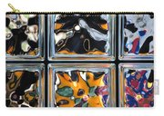 Colorful Contortion Carry-all Pouch