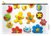 Colorful Cookies Carry-all Pouch